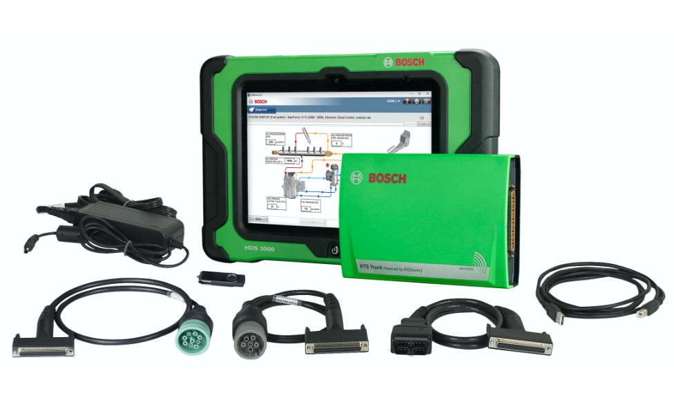 Software upgrade kit for your ESI[truck]