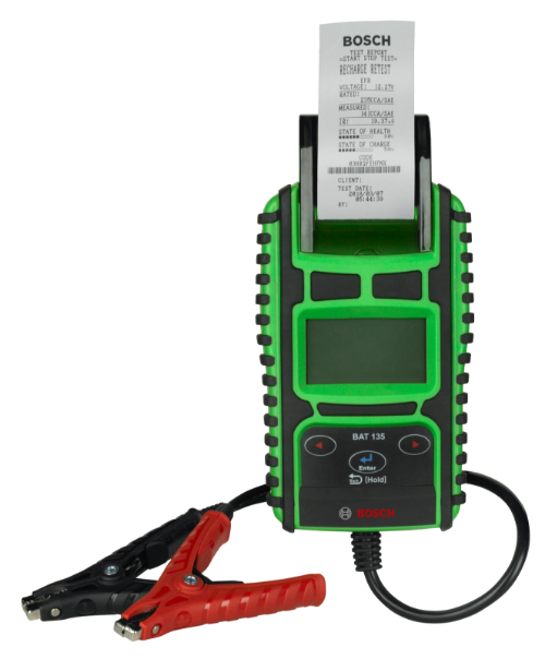 BAT 135 Battery Tester With Integrated Printer